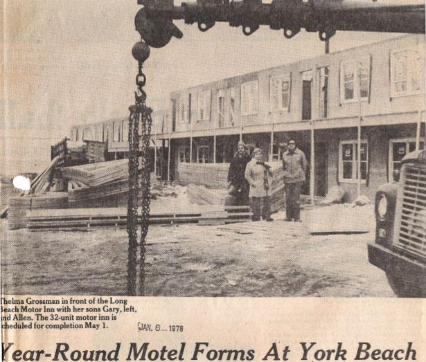 HistoryYearRoundMotel