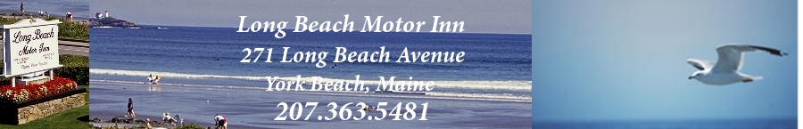 Longbeach Motor Inn York Beach ME