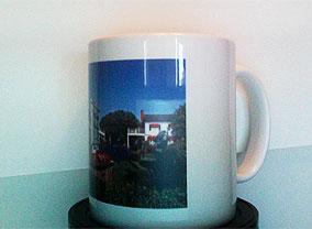 Long Beach Motor Inn Maine Souvenir